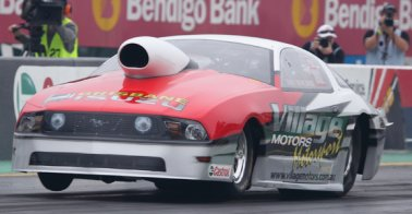 Dave Newcombe's Pro Stock